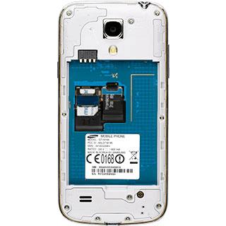 d7394e32784 Cómo colocar la tarjeta de memoria en tu celular | Samsung Galaxy S4 ...