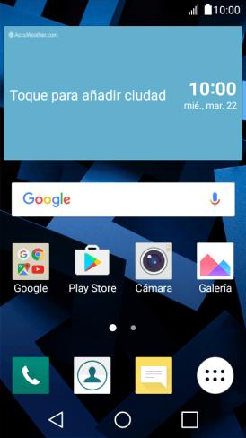 64437fcb640 Cómo instalar Facebook Messenger en el celular | LG K4 LTE | Soporte  Movistar Uruguay
