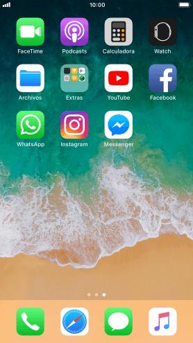69d3261d178 Cómo desinstalar aplicaciones (apps) en el celular | Apple iPhone 7 Plus |  Soporte Movistar Uruguay