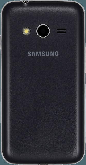 e2d05b1da4b Cómo colocar el chip y la batería en el celular   Samsung Galaxy Ace 4 LTE    Soporte Movistar Uruguay