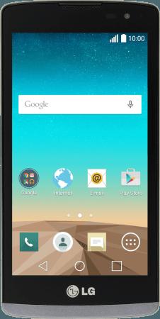 27facc08227 Cómo configurar el celular para navegar por Internet | LG Leon 4G ...